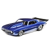 Losi 1/10 '69 Camaro 22S No Prep Drag Car Brushless 2WD RTR (Blue)