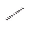 Losi Cap Head Screws M3 x 6mm (10)