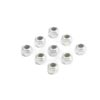 Losi Lock Nut, M2 x 0.4 x4mm (10)