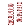 Losi Rear Springs 9.3lb  Rate, Red (2): 5IVE-T