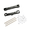 M2C Racing Tekno NB48.4 Rear Suspension Support Kit