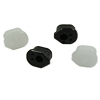 M2C Racing Delrin Inserts 1/2 Degree Vertical 1/2 Degree Toe Offset