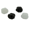 M2C Racing Delrin Inserts 1 Degree Vertical 1/2 Degree Toe Offset
