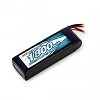 Much-More IMPACT Li-Fe Battery 1800mAh/6.6V 4C Flat Size for  Tx & Rx
