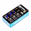 Much-More Power Station Pro Multi Distributor Blue (with Two USB Charging port)
