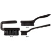 Much-More Tire Scrub Brush Medium - Nylon Bristle