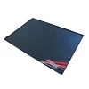 Much-More Black Suit Pit Mat Black (MED) Size (Artificial Leather) (900mm x 600mm)