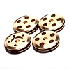 Mugen FP 5-Hole (1.45mm) Brass 16mm Pistons w/O-Rings (4pcs)