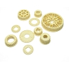 Mugen Low Friction Pulley Set: MRX6R, 6