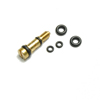 Novarossi Low speed adjustment screw 3.5cc 7/8/9mm 2 adjustments (3pcs O'rings)