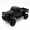 Panda Hobby Tetra K1 1/18 RTR Scale Mini Crawler w/2.4GHz Radio (Black)