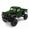 Panda Hobby Tetra K1 1/18 RTR Scale Mini Crawler w/2.4GHz Radio (Green)