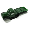 Panda Hobby Tetra18 K1 Body Shell Set (Green) (w/Grill w/o LED's)