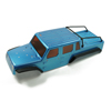 Panda Hobby Tetra18 X1 6X6 Body Shell Set (Blue) (w/ F & R Grill w/o LED's)
