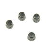 Panda Hobby Dustproof Wheel Nut Cap (Black) (4pcs)