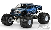 Pro-Line 2008 Ford F250 Super Cab Monster Clear Truck Body