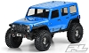 Pro-Line Jeep Wrangler Unlimited Rubicon Clear Body (TRX4)