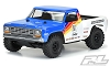 Pro-Line 1984 Dodge Ram 1500 Race Truck (Clear) Body
