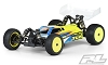 Pro-Line Axis TLR 22X-4 Light Weight Clear Body