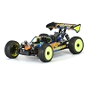 Pro-Line Axis Mugen MBX8 & Eco with LCG Battery (Clear)