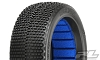 Pro-Line Buck Shot 1/8 Buggy Tires w/Closed Cell Inserts (S2) (Medium) (2)