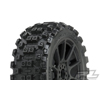 Pro-Line Badlands MX All Terrain 1:8 Buggy Tires M2 (Medium) Mounted (2)