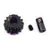 ProTek RC Steel 32P Pinion Gear w/3.17mm Reducer Sleeve (Mod .8) (5mm Bore) (16T)