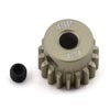 ProTek RC 48P Lightweight Hard Anodized Aluminum Pinion Gear (3.17mm Bore) (18T)