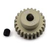 ProTek RC 48P Lightweight Hard Anodized Aluminum Pinion Gear (3.17mm Bore) (24T)