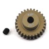 ProTek RC 48P Lightweight Hard Anodized Aluminum Pinion Gear (3.17mm Bore) (28T)