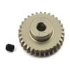 ProTek RC 48P Lightweight Hard Anodized Aluminum Pinion Gear (3.17mm Bore) (31T)