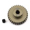 ProTek RC 48P Lightweight Hard Anodized Aluminum Pinion Gear (3.17mm Bore) (32T)
