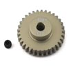 ProTek RC 48P Lightweight Hard Anodized Aluminum Pinion Gear (3.17mm Bore) (33T)