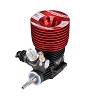 Reds 721 S CORSA 5-Port .21 Competition Off Road Nitro Engine (Steel Rear Bearing)