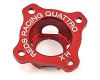 Reds Racing 4 Shoe (L-M-H) Quattro Front Plate Cover V2 (X-Extra Hard)