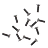 Redcat Flat Cross Screw (TPF3x10) (12pcs)