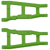 RPM Front/Rear A-Arms Green Slash 4X4/Stampede 4X4