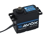 Savox Waterproof High Voltage Digital Servo Black Edition (0.08sec)