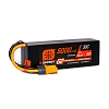 Spektrum 14.8V 5000mAh 4S 30C Smart LiPo G2 Hard Case: IC5