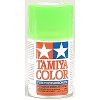Tamiya Polycarbonate PS-28 Fluorescent Green Spray (100ml)