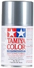 Tamiya PS-63 Bright Gun Metal Lexan Spray Paint (3oz)