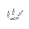 Tekno RC Ball Stud (5.5mm, long neck) 4pcs