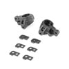 Tekno RC Adjustable Ackermann Spindles (L/R)
