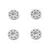 Tekno RC Shock Piston Set (8x1.2 8x1.3 flat 13mm) 4pcs