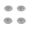 Tekno RC Shock Piston Set (5×1.1, 5×1.2, flat/flat, 13mm) (4pcs)