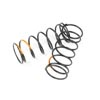 Tekno RC Shock Spring Set Front (Orange) (2pcs)