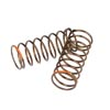 Tekno RC Shock Spring Set (front, 1.4x9.0, 4.21lb/in, 50mm, orange) (2pcs)