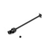Tekno RC Universal Driveshaft (center, front, 87.5mm, NB/NT 2.0)