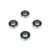 Tekno RC Ball Bearing (6x12x4, 4pcs)