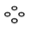 Tekno RC Ball Bearing (12x21x5, shielded, 4pcs)